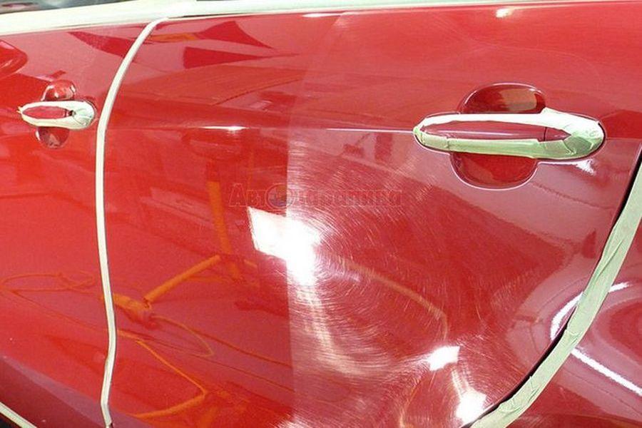 Полироль для кузова автомобиля от царапин своими руками 955
