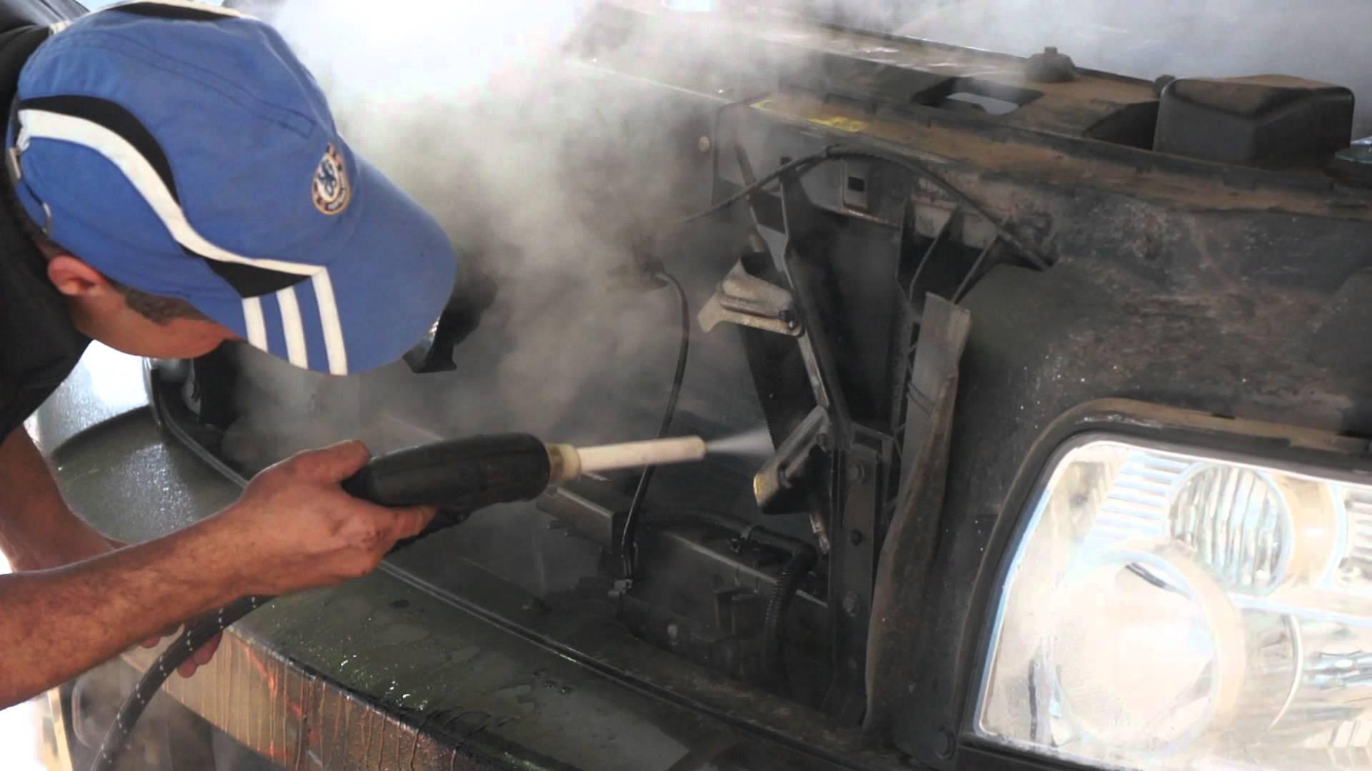 Промывка, чистка радиатора автомобиля своими руками