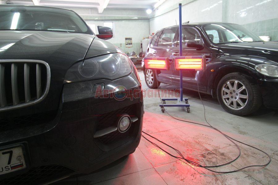bmw 01 - Частичная окраска деталей автомобиля