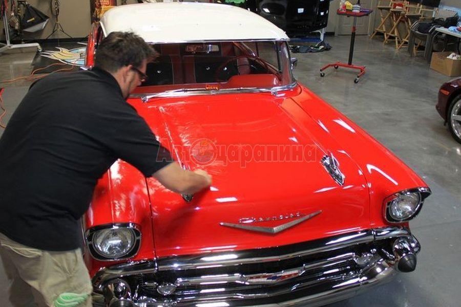 Как перекрасить автомобиль своими руками 67