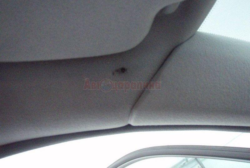 Ремонт потолка автомобиля