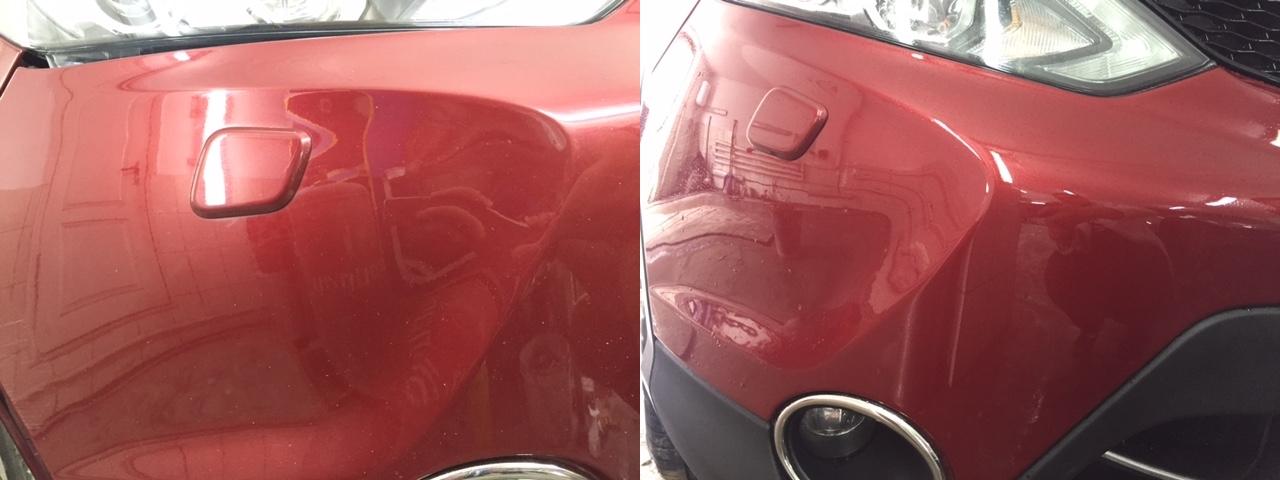 Стоимость полировки бампера автомобиля