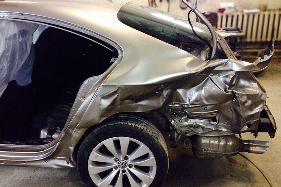 Стоимость кузовного ремонта Volkswagen
